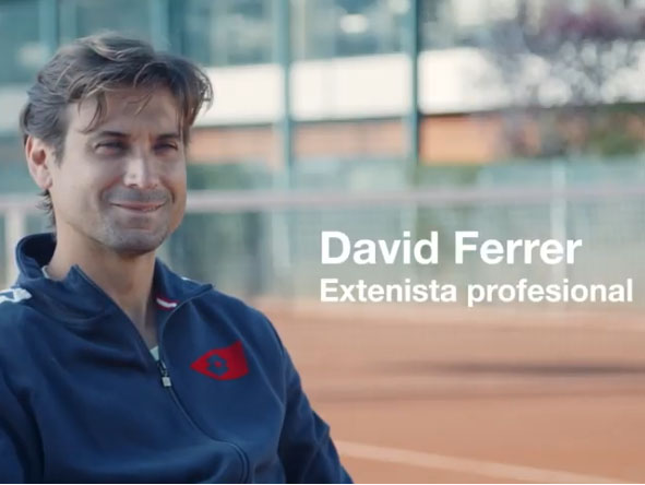David Ferrer tells us about his experience on the Camino de Santiago